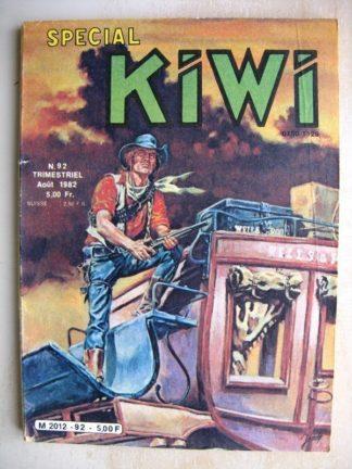 SPECIAL KIWI N°92 Le Petit Ranger - Motoman - Jill et John