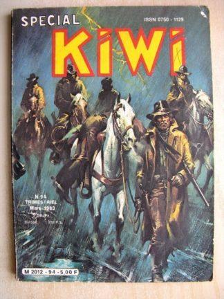 SPECIAL KIWI N°94 Le Petit Ranger - Motoman