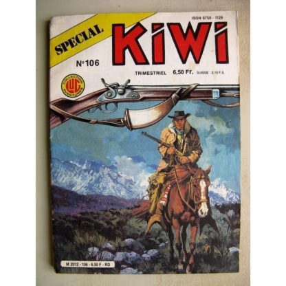 SPECIAL KIWI N°106 Faits divers