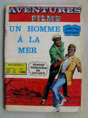 AVENTURES FILMS N°14 – Le seul témoin (Collection Audax) Aredit