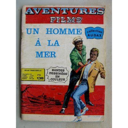 AVENTURES FILMS 1e Série N°14 - Le seul témoin (Collection Audax) Aredit