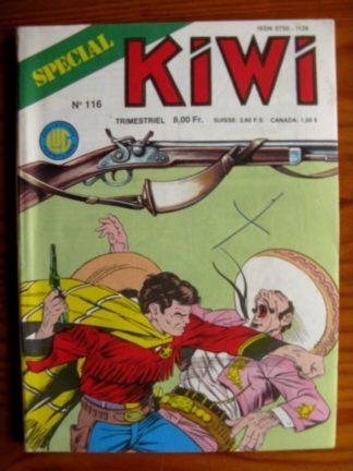 SPECIAL KIWI N°116 Le Petit Ranger - Haute trahison (fin)