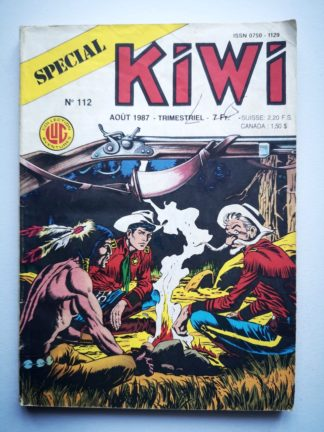 KIWI (spécial) n° 112 Le Petit Ranger - LUG BD