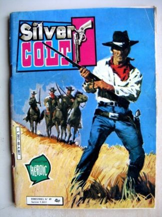Silver Colt n°49 La flèche rouge