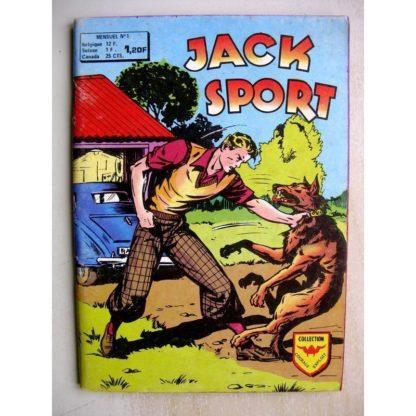 Jack Sport n°1 Le collier de topazes