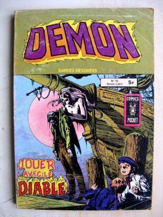 DEMON 1E SERIE N°16 Jouer avec le diable