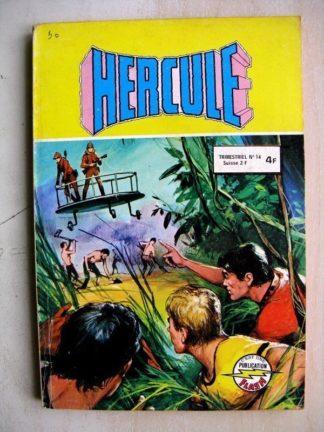 HERCULE N°14 Combattants de la liberté - Jour J au Niagara