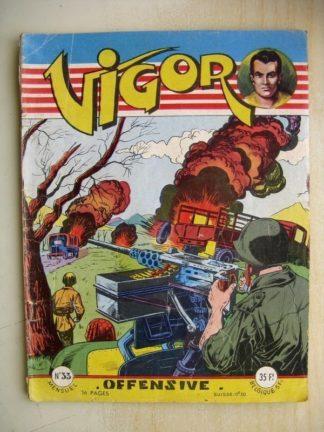 VIGOR N°33 Offensive (Artima 1956)