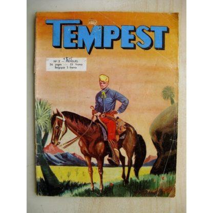 TEMPEST N°3 Tom Triomphe (Artima 1955)