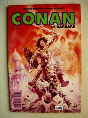 CONAN N° 13 Armada (Don Kraar – Mike Docherty) SEMIC Marvel Version Intégrale