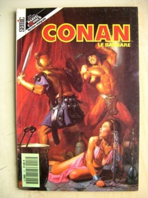 CONAN N° 17 Le seigneur de Koth (Don Kraar – Mike Docherty) SEMIC Marvel Version Intégrale