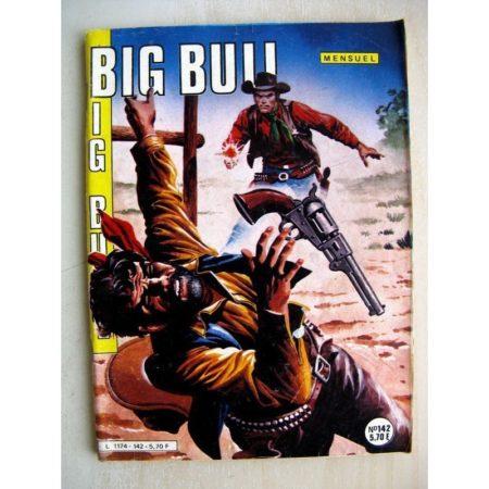 BIG BULL N° 142 Revienda-t-il un jour - La dernière balle (Impéria 1984)