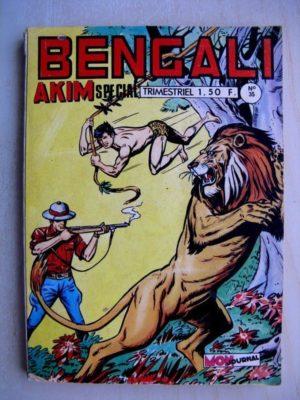 BENGALI N° 35 Akim - Le combat du siècle