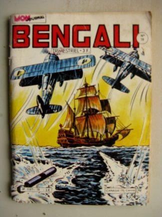 BENGALI N° 78 Akim - La Grande Fièvre (MON JOURNAL 1980)