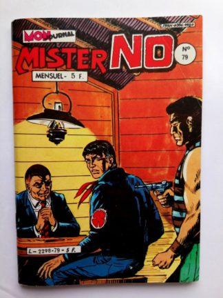 BD MISTER NO N°79 - Mon Journal