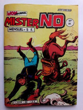 BD MISTER NO N°84 - Mon Journal