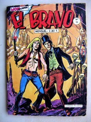 EL BRAVO N°13 Kekko Bravo - L'homme au faucon
