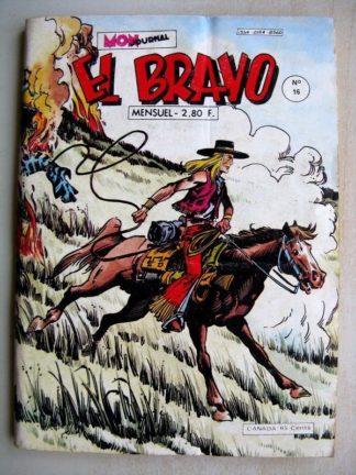 EL BRAVO N°16 Kekko Bravo - Pas de pitié pour les traîtres