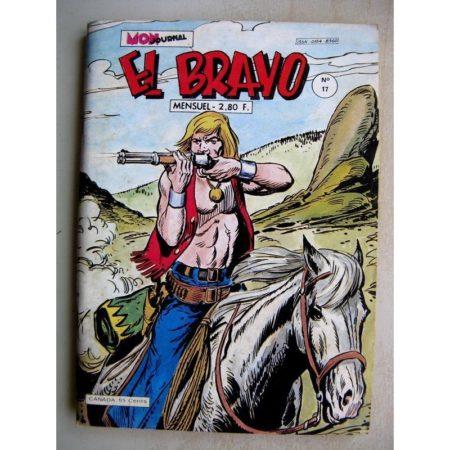 EL BRAVO N°17 Kekko Bravo - Le frère maudit