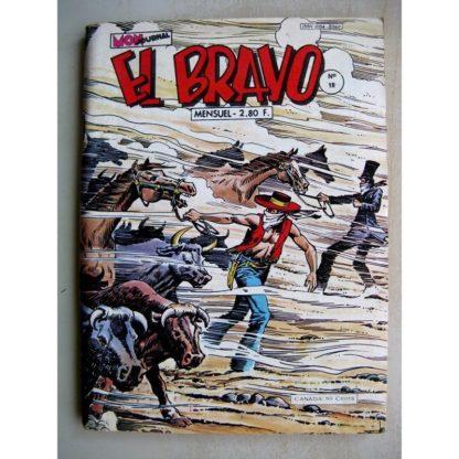 EL BRAVO N°18 Kekko Bravo - L'oeil de Caïn