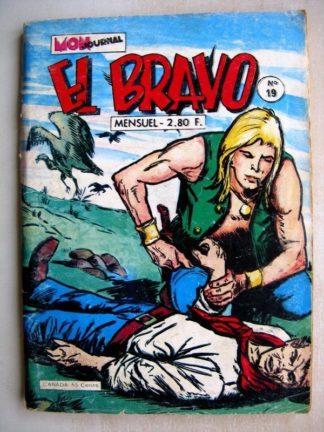 EL BRAVO N°19 Kekko Bravo - Le scalpé