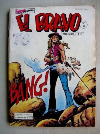 EL BRAVO N°23 Kekko Bravo - Le clown Comanche