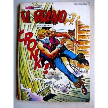 EL BRAVO N°42 Kekko Bravo - Le ciel était rouge