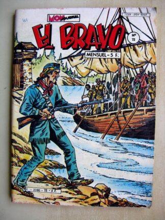 EL BRAVO N°72 Western Family - La flèche vengeresse