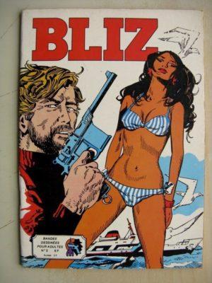 BLIZ N°2 TRISTE FIN (AREDIT 1979)