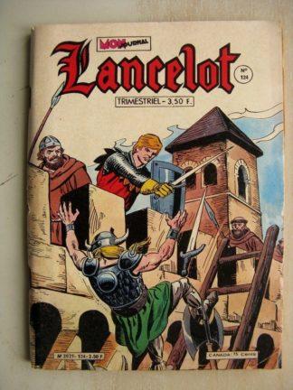 BD LANCELOT N°124 MON JOURNAL 1980 : La tour d'Anglesey
