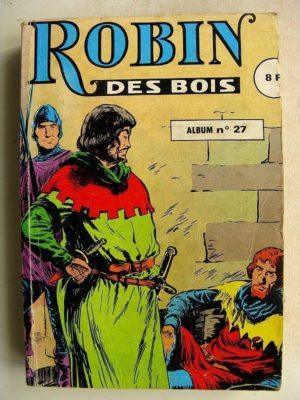 ROBIN DES BOIS ALBUM 27 (n°82-83-84) Jeunesse Vacances 1979