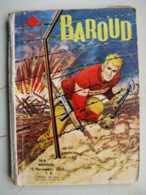BAROUD N°6 Sergent Canon – Rick Ross (LUG 1965)