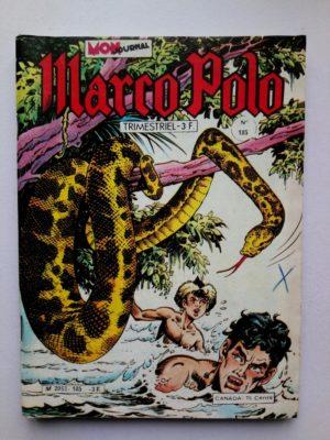 MARCO POLO (Mon Journal) N° 185 Le marché des voleurs (1980)
