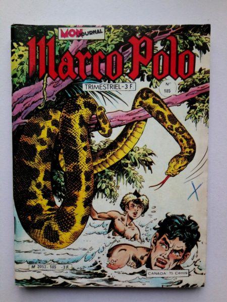 MARCO POLO (Mon Journal) N° 185 Le marché des voleurs