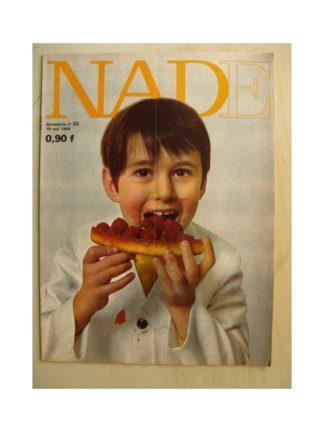 NADE (Bernadette) n°20(18mai 1969) Les jumelles dans la piscine fantastique (Janine Lay)