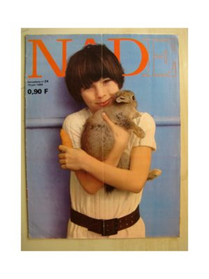 NADE (Bernadette) n°24(15juin 1969) Les jumelles dans la piscine fantastique (Janine Lay)