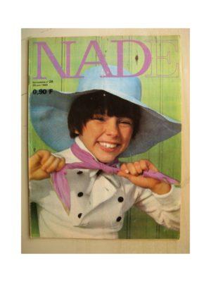 NADE N°26(1969) Les jumelles – La caravane blanche (Janine Lay)