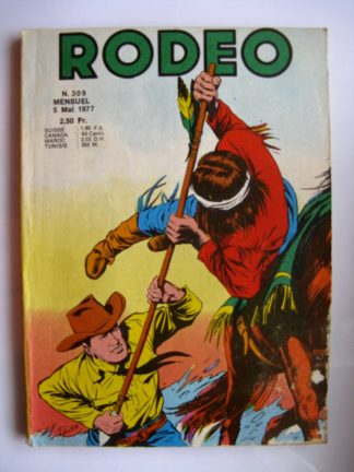 RODEO BD TEX WILLER (309)