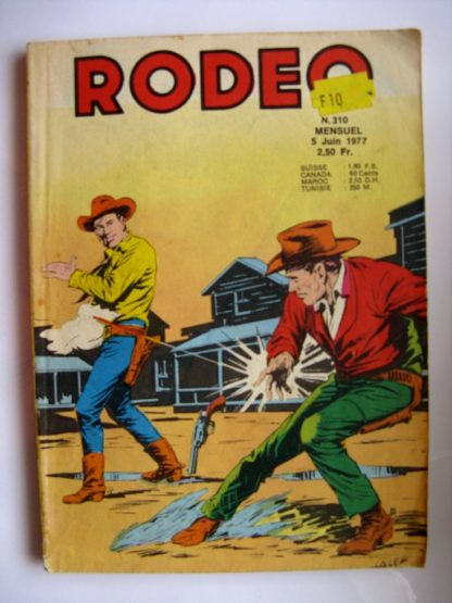 RODEO BD TEX WILLER (310)