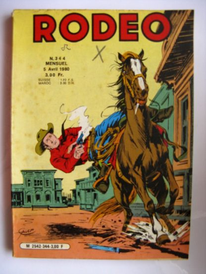 RODEO BD TEX WILLER