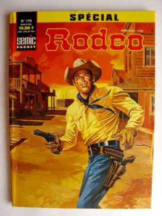 BD SPECIAL RODEO N°170 TEX WILLER