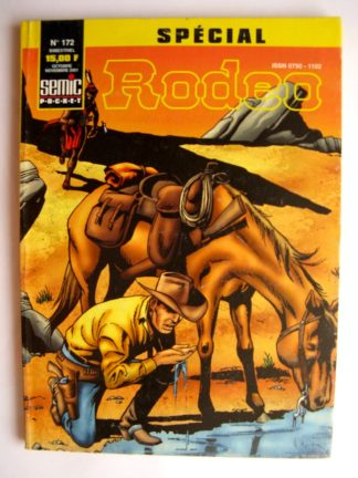 BD SPECIAL RODEO N°172 TEX WILLER