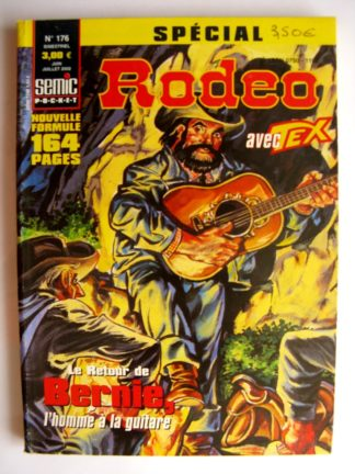 BD SPECIAL RODEO N°176 TEX WILLER