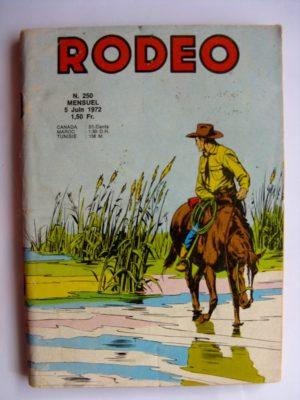 RODEO N°250 MIKI LE RANGER – LES PIRATES DE LA LAGUNE (suite)