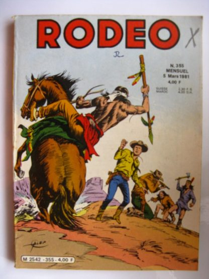 RODEO BD TEX WILLER (355