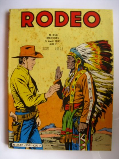 RODEO BD TEX WILLER (356)