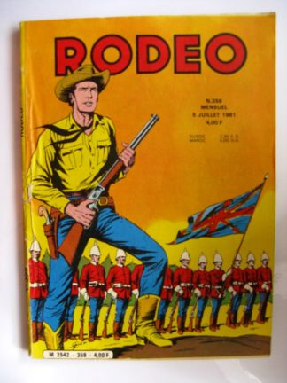 RODEO BD TEX WILLER (359
