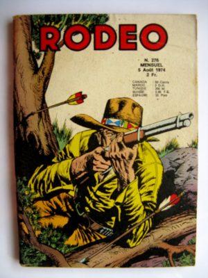 RODEO N°276 MIKI LE RANGER – CALAVERA (2e partie)