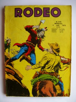 RODEO N°286 TEX WILLER – TERRE PROMISE (2e partie)