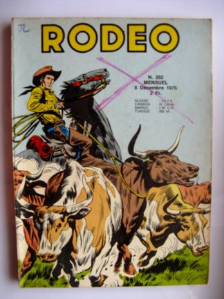 RODEO N°292 TEX WILLER